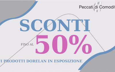 Offerta Dorelan Prodotti in Esposizione